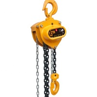 VD Manual Chain Block Hand Hoist Lifting Tools