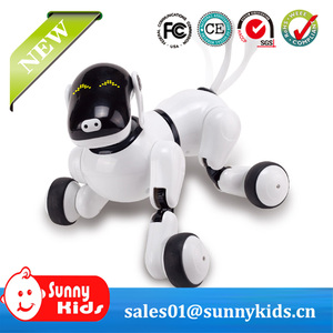 AI Smart PuppyGo Intelligent RC Dog RC Robot Interactive Dancing Toy Dog