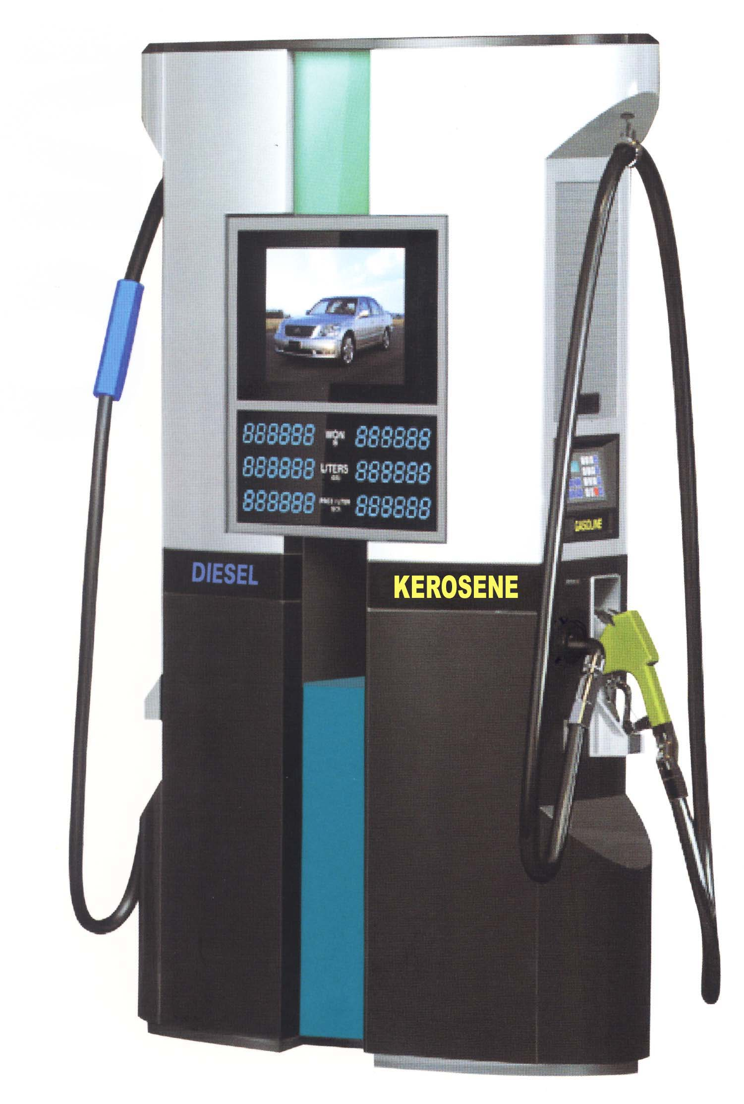 Fuel Dispenser For Gasoline,Diesel Dispenser