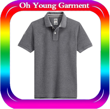 high quality hot sale promotional short sleeve golf polo shirt from manufacturing companies