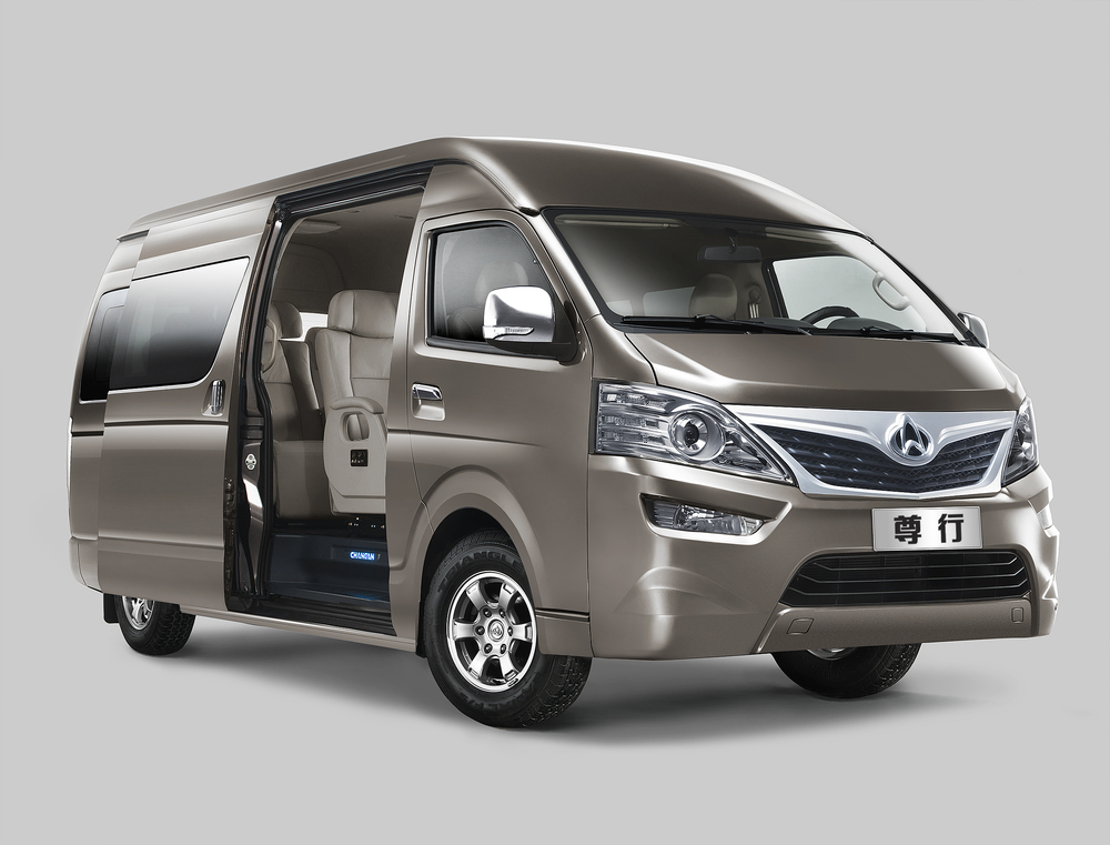 Minibus For Sale >> 2015 Used Changan Hiace Model Mini Bus For Sale Buy Used Toyota