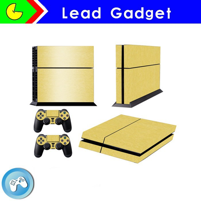 High Quality Protective Vinyl Skin Decal Cover for Sony PlayStation 4/ps4 console