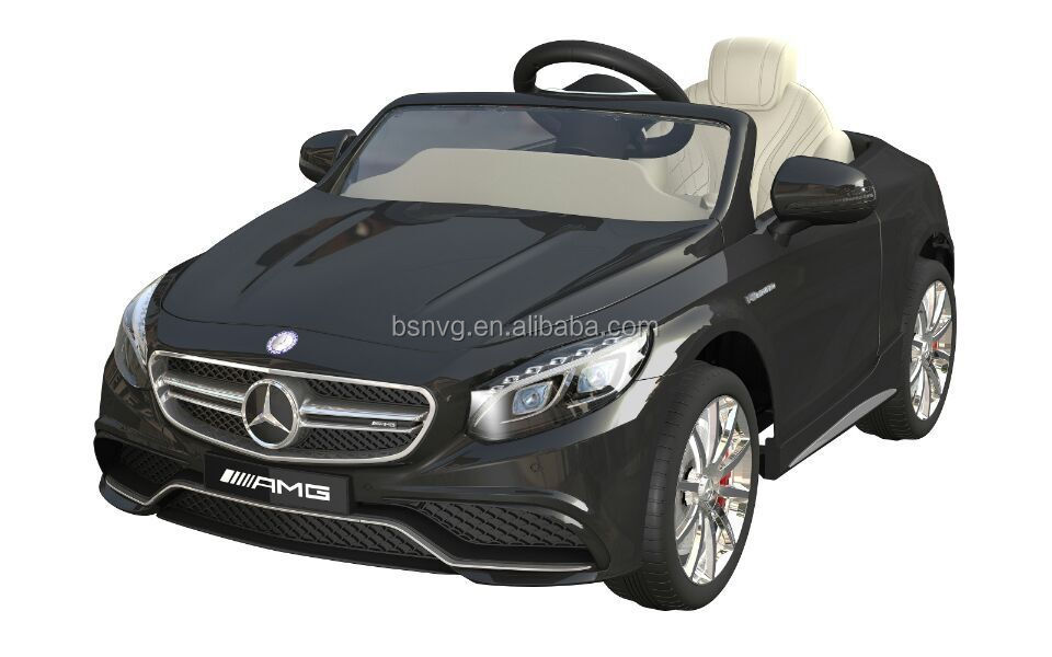 Children Electric Toy Car Price 2015 (Licenced S63 AMG)