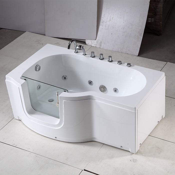 Hs-b004b Walk In Bathtub For Old People And Disabled People Bathtub ...