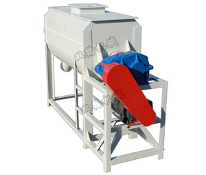 horizontal feed mixing machine for cow cattle for pakistan