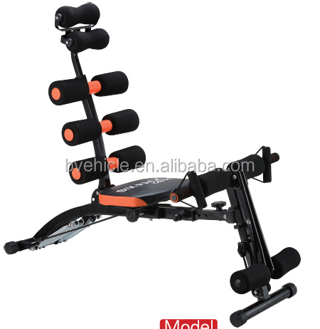 six pack core fitness abdominal trainer gym <strong>equipment</strong>