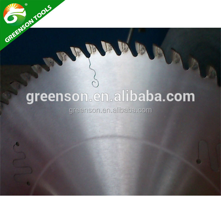 Woodworking TCT tungsten carbide tip circular saw blade for wood melamine board cutting