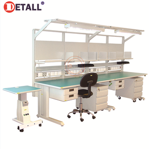 Detall adjustable esd workbench for iphone repair with 3-5 year warranty