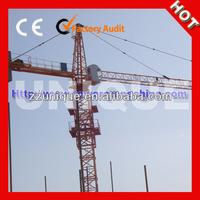 Sale Popular QTZ100A(5515) Self Rising Tower Cranes