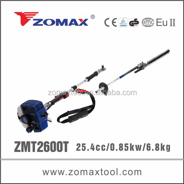 hot selling ZOMAX pole reach scissors with fuel primer for easier start