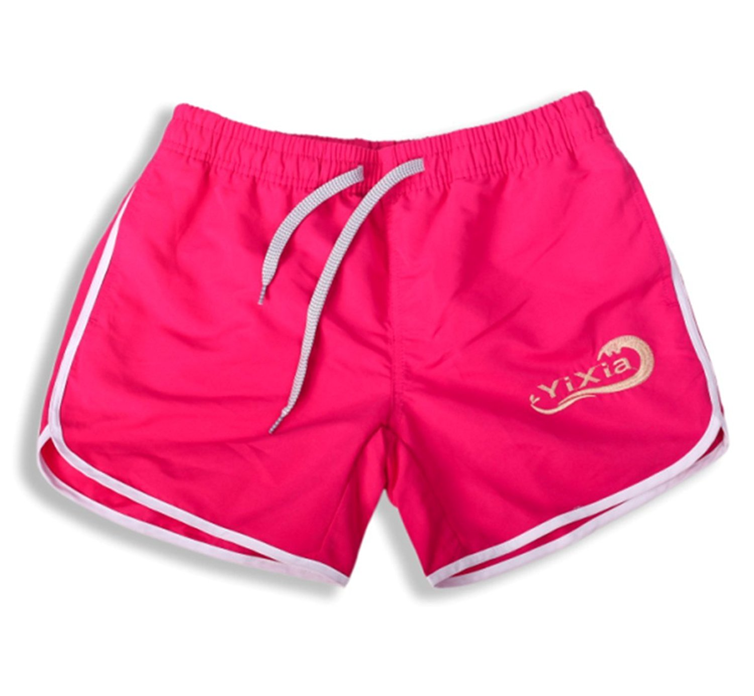 Prefer To Life Women's Board Shorts Bathing Suits Swimming Trunks Beach Shorts