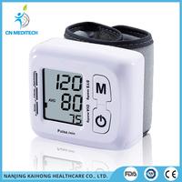 Digital Auto wrist blood pressure monitor