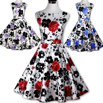 Women\'s Clothes Manufacturer Rockabilly Pinup Uk Retro Vintage Dress ...