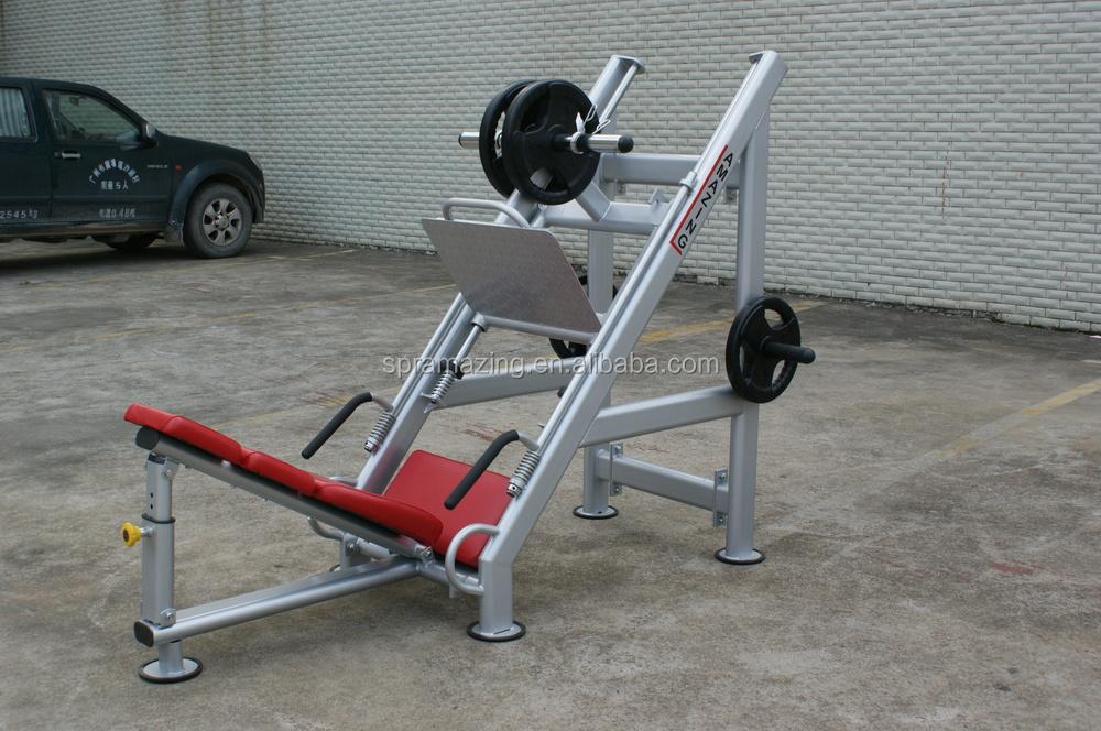 ama 8821 main frame 100 50 commercial leg press 45 degree hack squat strength machine buy 45. Black Bedroom Furniture Sets. Home Design Ideas
