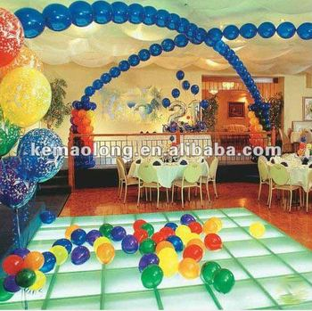 2012 Wedding!!! Decoration Different Shapes Latex Party Balloon ...