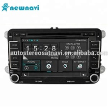 Touch Screen da 7 pollici Cruscotto VW AMAROK Autoradio Dvd GPS con Radio Bluetooth USB AUX-In SWC