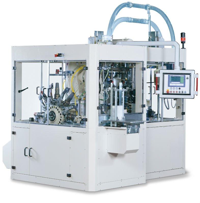 Paper Cup Machine - Bmp 200