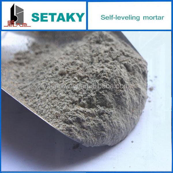 Self Leveling Thinset : Super self leveling mortar manufacturer buy