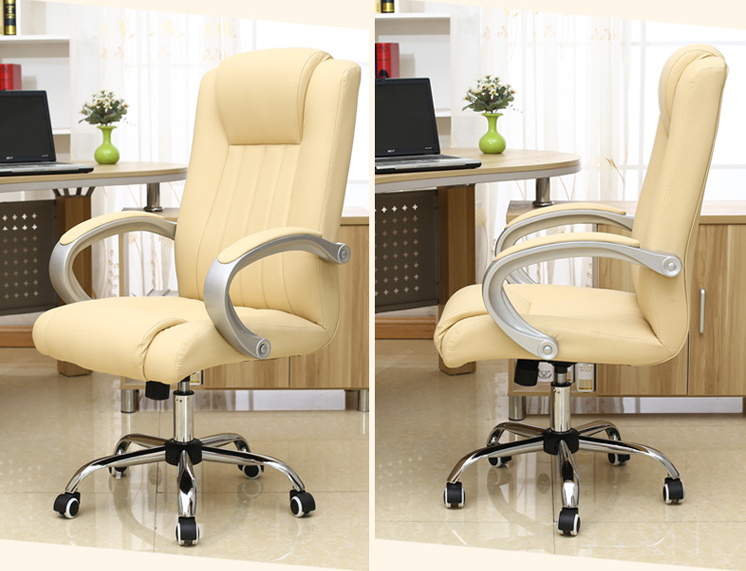 heat and massage luxury leather executive office chairs