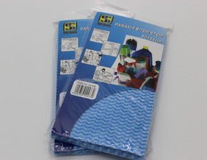 Daily household items brand name cleaning products cleaning cloths