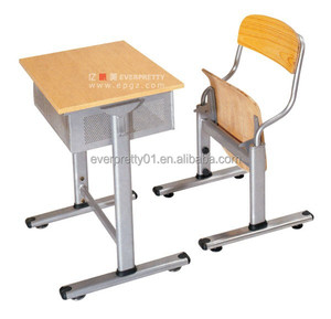Folding Classroom School Exam Table for Student Study