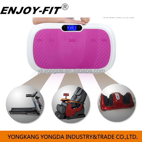 2015 new product lose weight machine massager vibrator