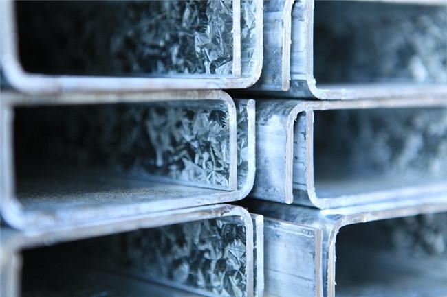 Galvanized Metal Stud/top Hat/metal Roof Batten/ C Section On ...