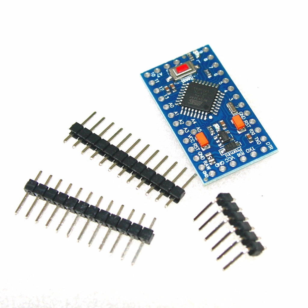 New Pro Mini ATMEGA328P 5V 16M upgrade Replace ATMEGA128 Arduino Compatible Nano