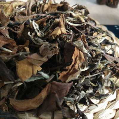 Eu certificate wholesale factory bulk tea Chinese Fujian Shoumei white tea - 4uTea   4uTea.com