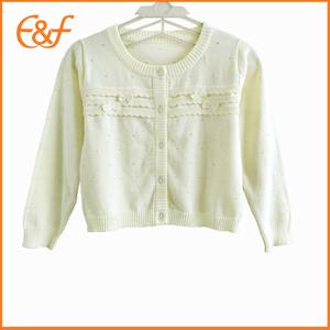 434560e3d Crochet Baby Girl Sweater