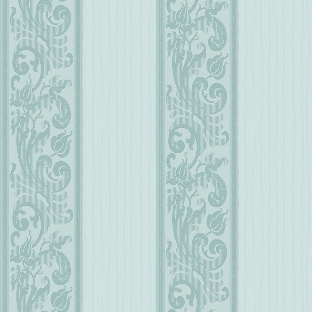 DRF85022 flowers wallpaper sponge