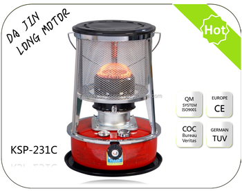 High quality low consume portable kerosene heater