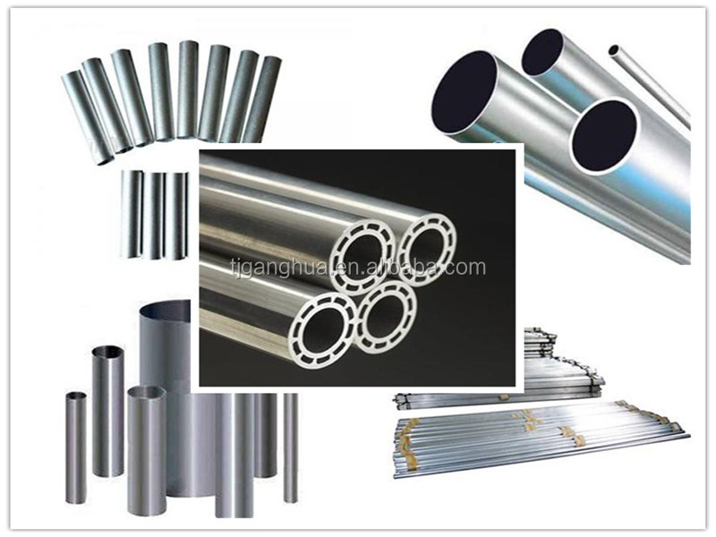 7075 T6 High hard Aluminum alloy pipe Cheap price