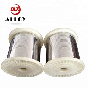 FeCrAl resistance flat /round wire OCr21Al4 electric heating wire