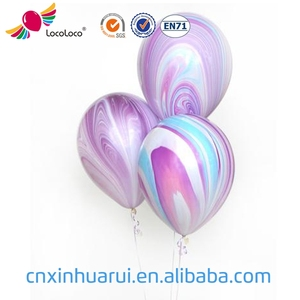 Factory wholesale marble ballon 10 inch latex pink marble cloudy hydrogen quality latex balloon balloons custom China