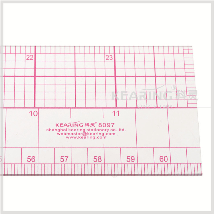 Kearing Brand Fashion Design Grading Ruler Sandwich Grading Ruler Tailors 8097 Buy 2 24 Inches Tailor Sandwich Grading Ruler Making Plastic Ruler Plastic Ruler Meter Product On Alibaba Com