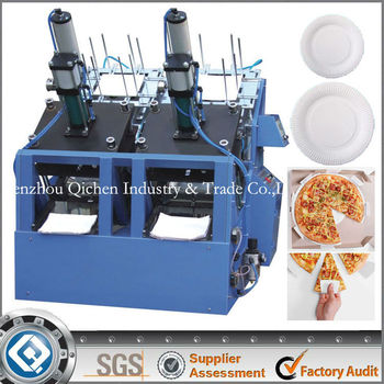 ZDJ-400 low cost high quality paper plates manufacturing machines  sc 1 st  Alibaba & Zdj-400 Low Cost High Quality Paper Plates Manufacturing Machines ...