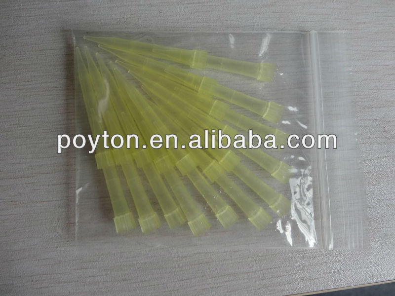 Pipette tips injection molding