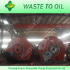 Zero Pollution tire recycling machine Get Carbon Black Used For Making Briquette