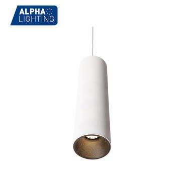 Texture White Led Droplight Ceiling Hanging Light High Cri Chandelier