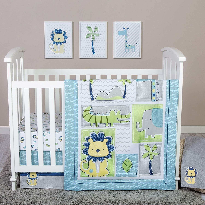 Newborn Animal Themed Nursery Bed