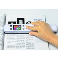 Wireless Wifi Handheld iscan Portable A4 Document Photo 1050 dpi Scanner