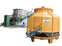 15 ton Large capacity flake ice maker/freezer for sale