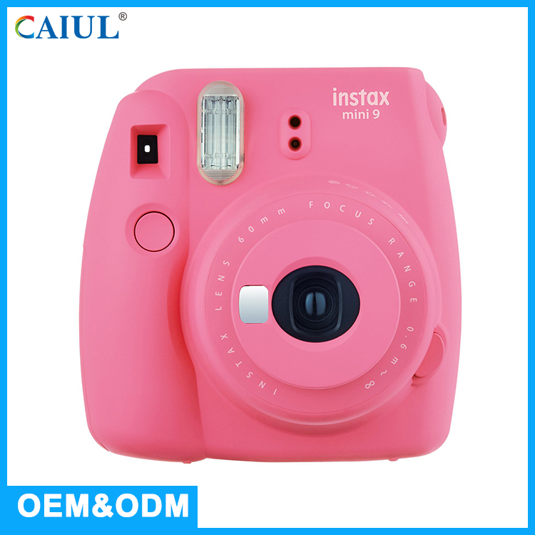 Alibaba China Fujifilm instax mini 9 instant camera-flamingo cor de rosa