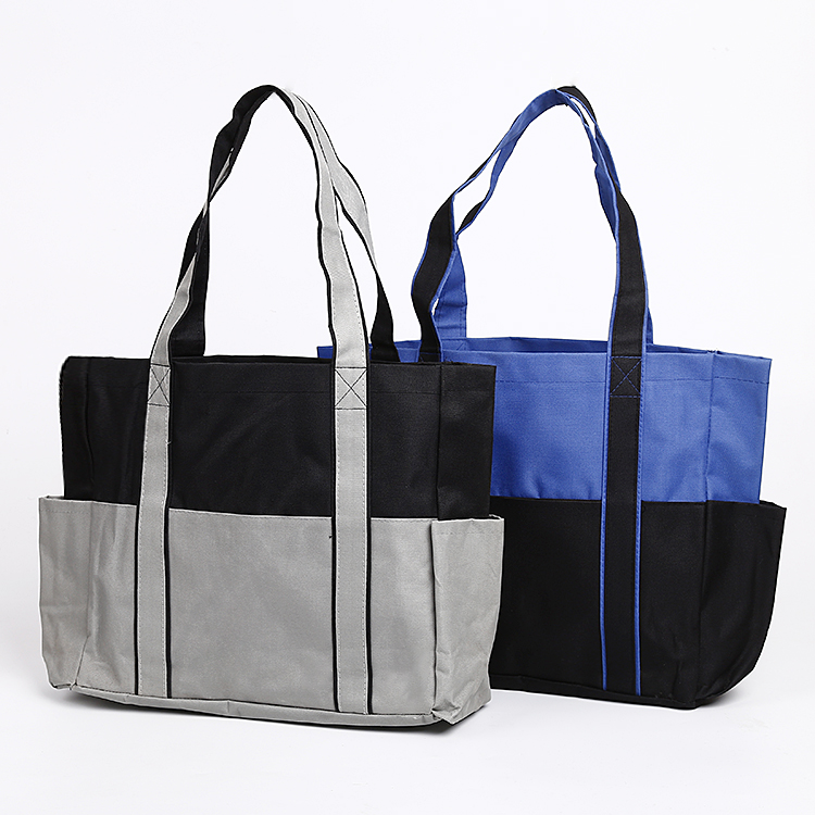 custom <strong>promotion</strong> 600D polyester beach bag