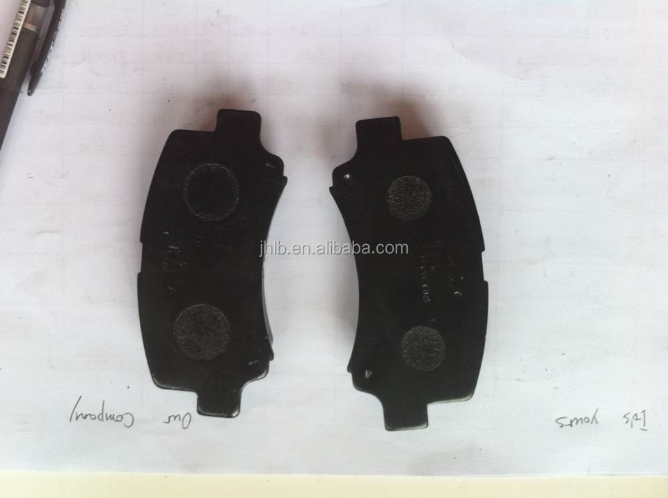 auto spare parts LPA-900 DFM BRAKE PAD OF POWER KING hot sale