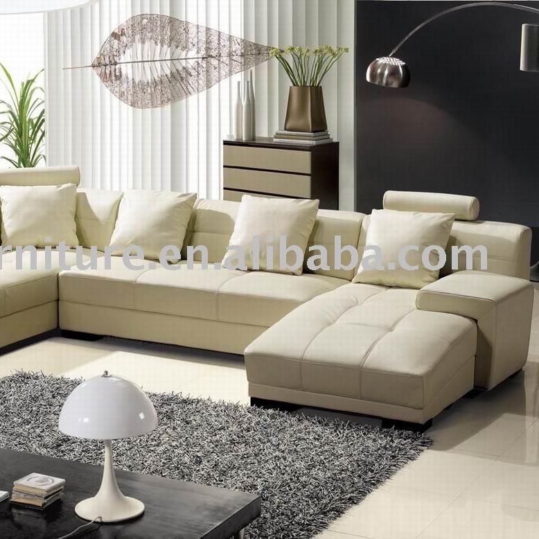 Modern Sectional Sofa 3334b