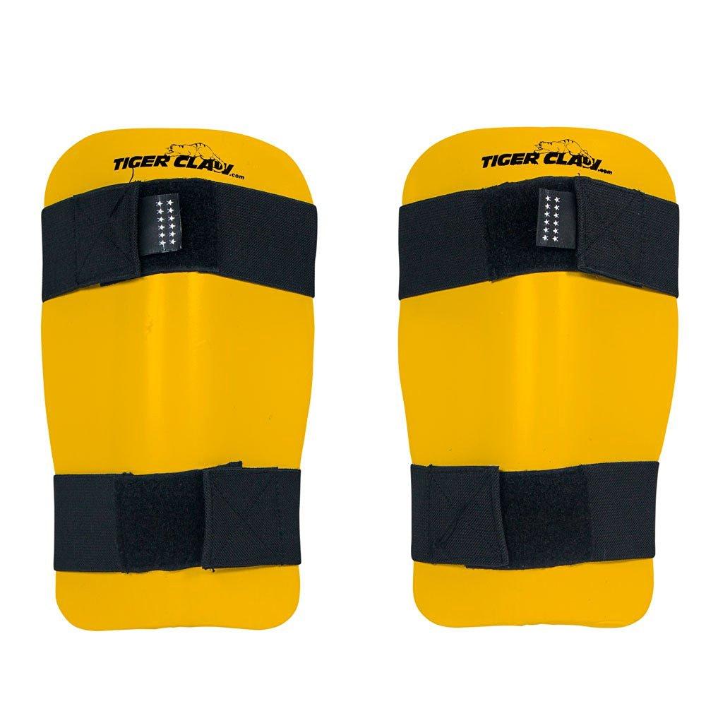Martial Arts Shin Guard - Sparmaster Shin Guard - Yellow