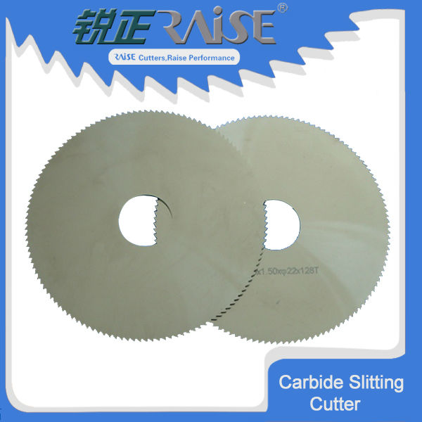 RAISE high quality solid carbide round hss & carbide slot cutters