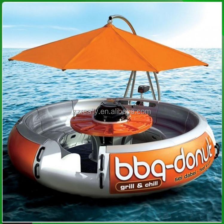 Game Boats Bbq Donut Boat For Sale | Factory Direct Vacation Good ...